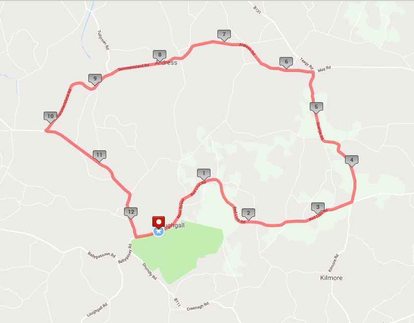Loughgall Circuit